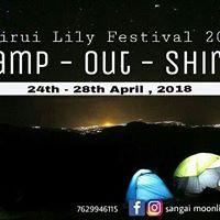 Camp Out Shirui
