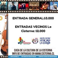 Orquesta de Cmara de La Cisterna &quotMsica de Pelculas&quot