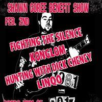 Shawn Goree benefit show
