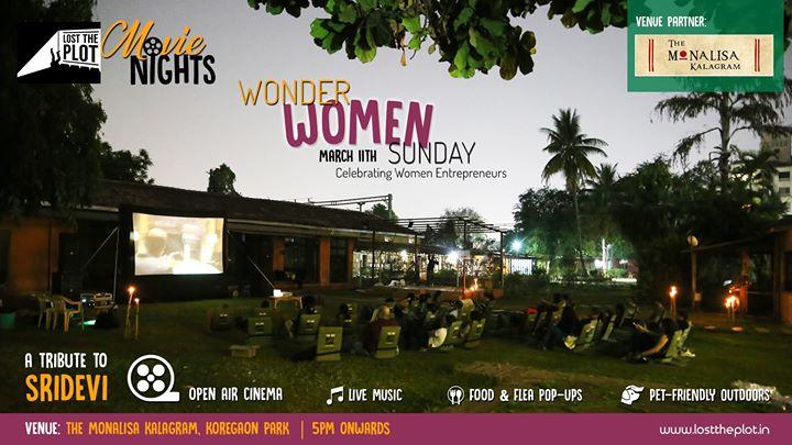Womens Day Special - Wonder Women Sunday