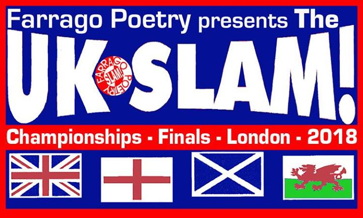 The UK SLAM Championship Final & World Cup of Slam Qualifier