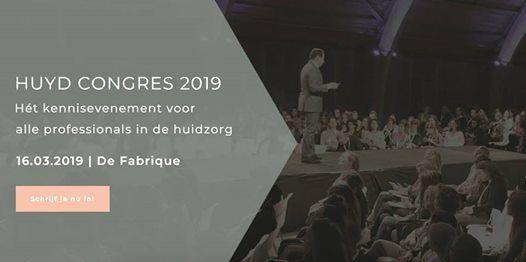 HUYD Congres 2019