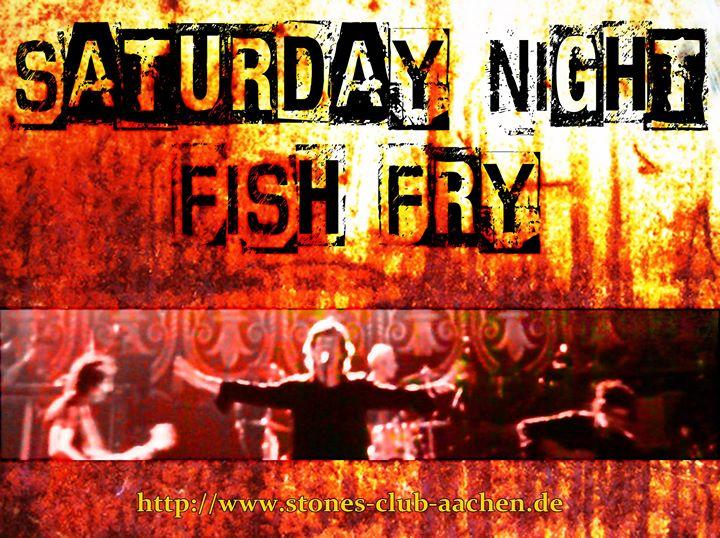 Bildergebnis für fotos von saturday night fish fry in stones-club-aachen