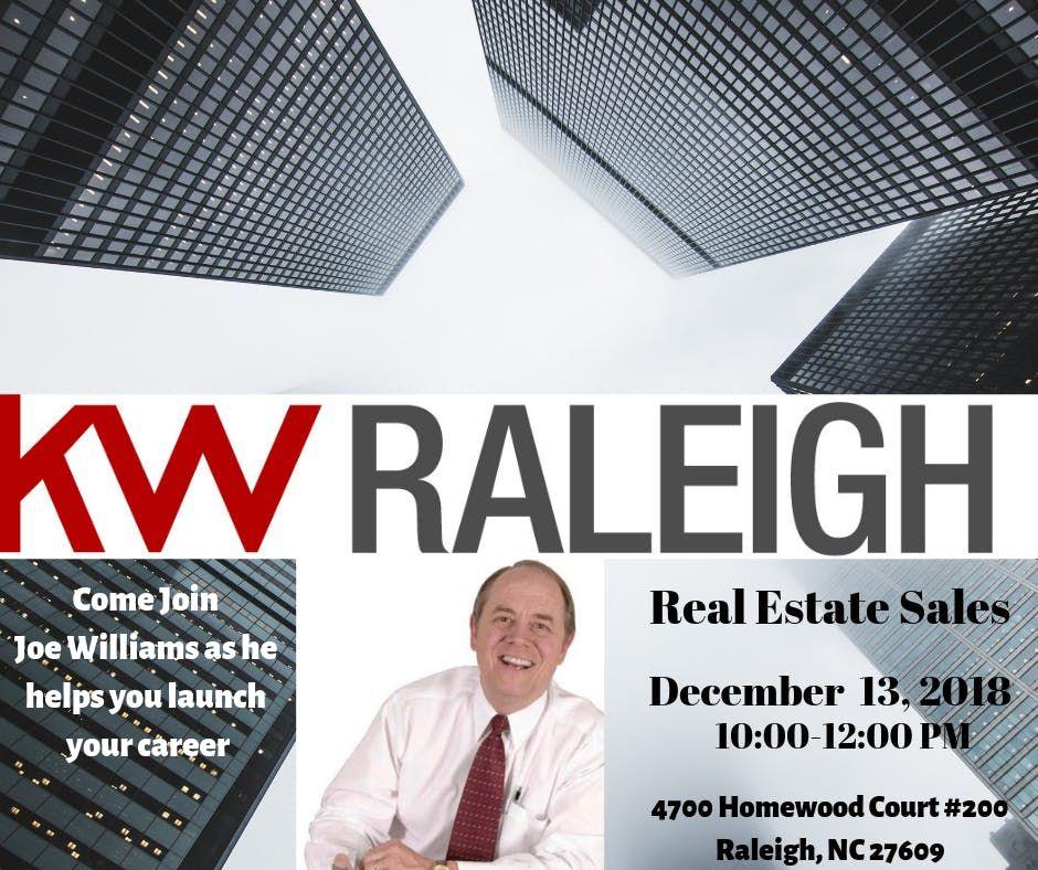 Joe Williams Real Estate Sales