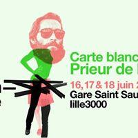 Lattitude contemporaine  Carte blanche  Prieur de la Marne