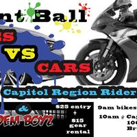 Spray n Prey                  Bikes Vs Cars -----Team Paintball Death Match