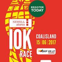 Newell 10K Race 5K Fun Run