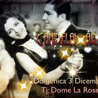 CandelAries Il ritorno Tj Dome La Rosa