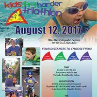 Smith Hondas Kids Tri Harder Triathlon