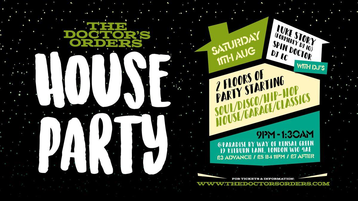 TDO House Party