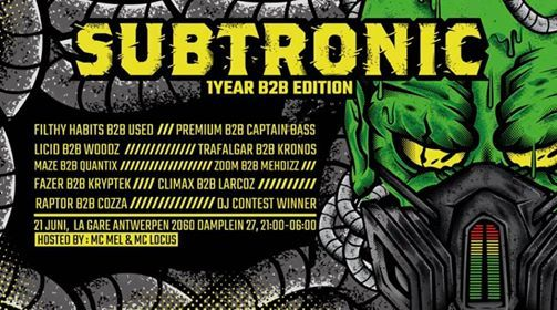 Subtronic  1 Year B2B Edition