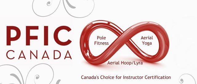 PFIC Canada Aerial Yoga Fitness & Aerial HoopLyra Certification