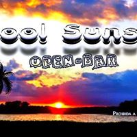 Pool Sunset - Open-Bar