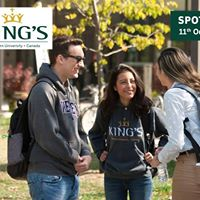 Spot Admission Canada - Kings University College