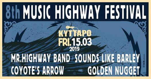 8th Music Highway Festival