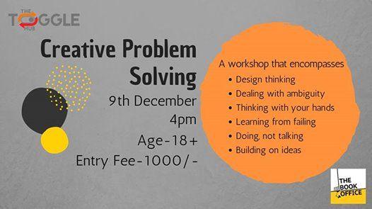 Creative Problem Solving Workshop