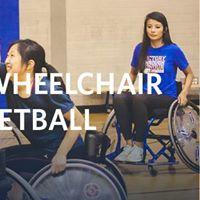 Drop-in Wheelchair Basketball  Week 2