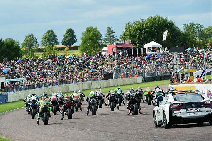 R7 - Bennetts British Superbike Championship - Thruxton
