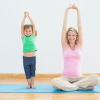 Yoga for Parent &amp Tot