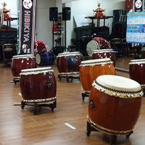 School Holiday Taiko Course (student age 10 to 15)