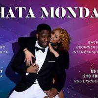 Bachata Mondays at Revolucion de Cuba