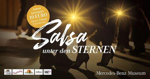 Salsa unter den Sternen  Indoor Mercedes-Benz Museum