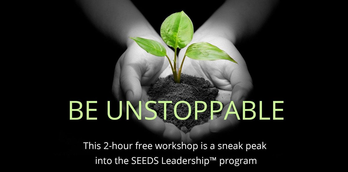 How To Be Unstoppable in 2019 (Free Workshop Toronto, Sep 28