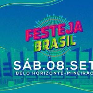 Festeja Brasil em Belo Horizonte 2018