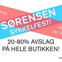 Srensen Sykkelfest