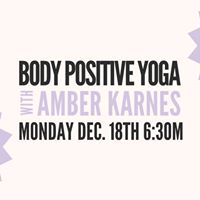 Body Positive Yoga Preview Night at The Broad