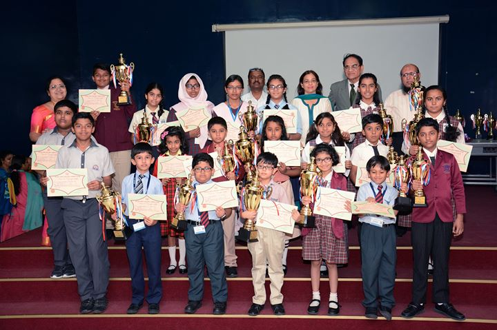 Royal Spelling Bee Emirates Level Sharjah, Ummul Quwain