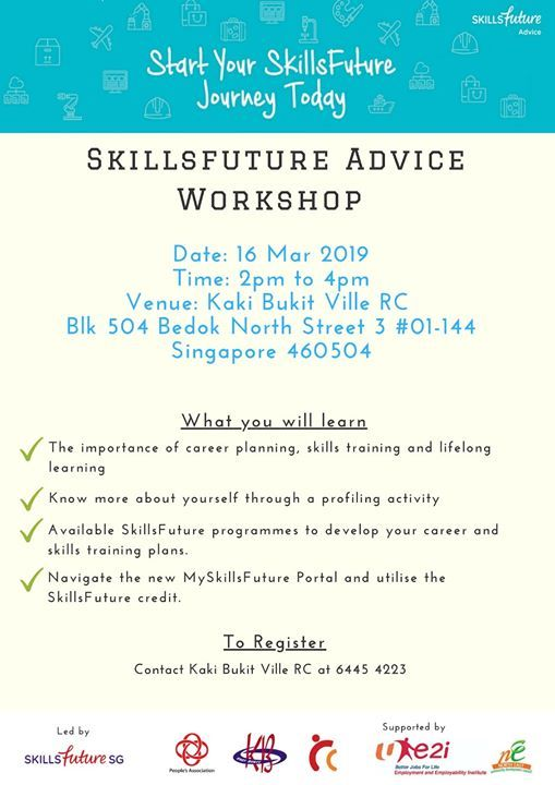 Skills Future Workshop