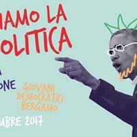 Disegniamo la politica - IX Scuola di formazione GD Bergamo