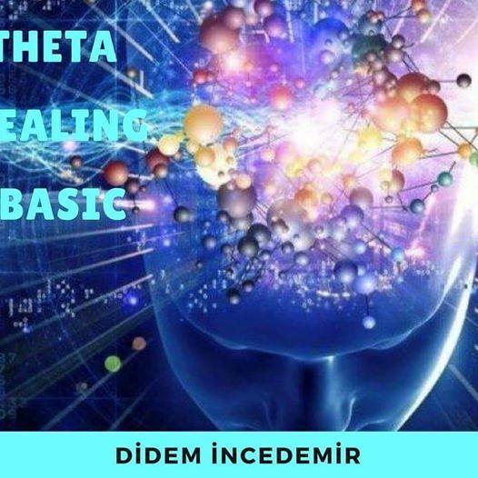 Thetahealing Basic Dna Semineri-ANKARA