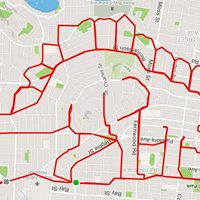 Strava Art Exhibition &amp Awards