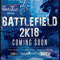 BATTLEFIELD 2K18
