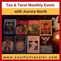Tea and Tarot Monthly Event