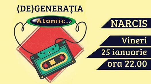 DeGeneratia Atomic