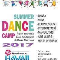 SummerDanceCamp17-Aventures a Hawaii