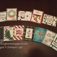 Holiday Card Buffet... Round 2