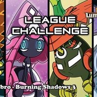 Meruru League Challenge - Burning Shadows 3