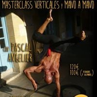 Masterclass Pascal Angelier - Verticales y Mano a Mano