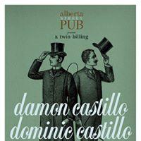 Damon and Dominic Castillo at Alberta Street Pub