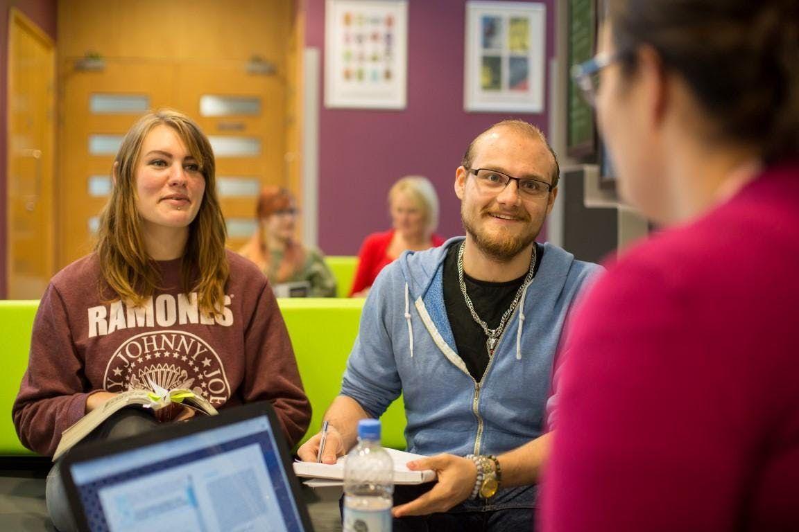 University Centre South Devon Open Event