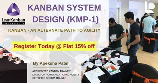 Kanban System Design Training(KMP-1) In Bangalore