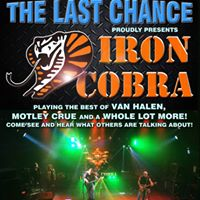 Iron Cobra at The Last Chance in Wappingers Falls