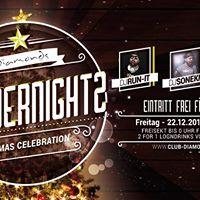 Wondernightz  X-Mas Celebration  22.12.17  Club Diamonds