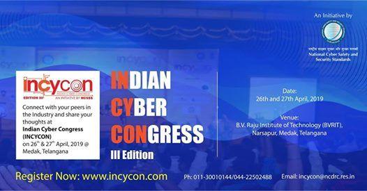 Indian Cyber Congress 19