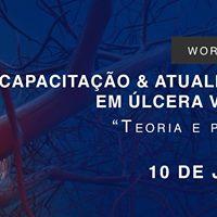 Workshop Capacitao &amp Atualizao em lcera Venosa