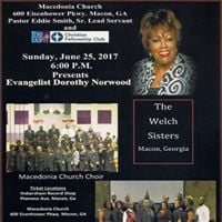 Evangelist Dorothy Norwood and Company